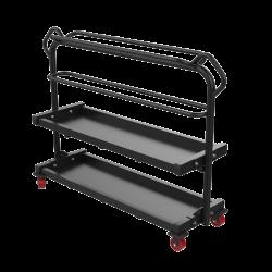 Impulse vežimėlis treniruočių įrangai sandėliuoti HZ7005