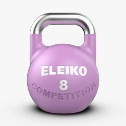 Eleiko varžybinės giros - 8 kg - 32 kg