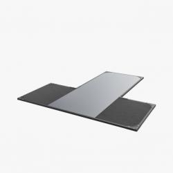Eleiko įterpiama platforma pusiniams narvams 2580 x 2445 x 30 mm