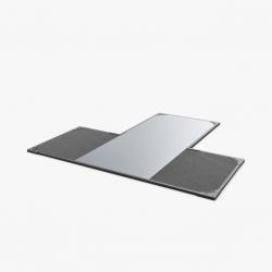 Eleiko įterpiama platforma pusiniams narvams 2290 x 2445 x 30 mm