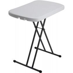 LifeTime reguliuojamo aukščio stalas 66 cm