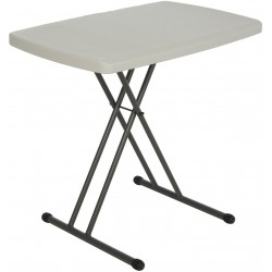 LifeTime reguliuojamo aukščio stalas 76 cm