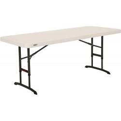 LifeTime reguliuojamo aukščio, sulankstomas stalas 80565