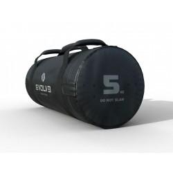 Evolve Carbon serijos Powerbag pasunkinti jėgos treniruočių maišai - 5 kg / 10 kg / 15 kg / 20 kg / 25 kg