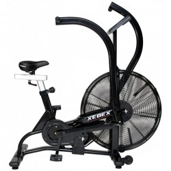 XEBEX AB1 dviratis treniruoklis su oro pasipriešinimu