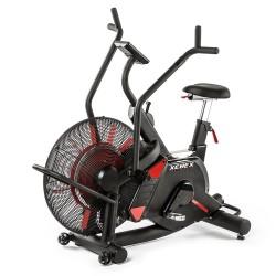 XEBEX AirPlus Expert 2.0 ABVR-2L dviratis treniruoklis su magnetiniu ir oro pasipriešinimu