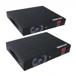 Crossmaxx LMX1262 štangos platformų rinkinys (DROP PAD SET)