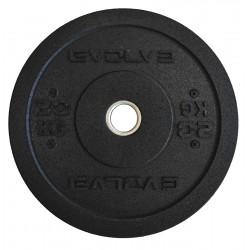 Evolve Crumb Bumper mėtymui tinkamų svorių rinkinys - 100 kg