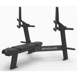 Evolve Econ Series EC-509 horizontalus krūtinės spaudimo suoliukas