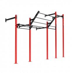 Marbo Sport prie sienos tvirtinama skersinių sistema (RIG'as)