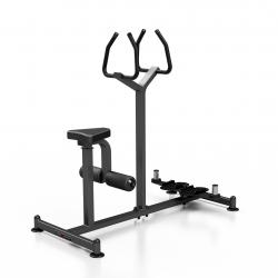 Marbo Sport MP-U201 liemens raumenų treniruoklis - Twister