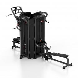 Marbo Sport MP-T001 daugiafunkcinis treniruoklis - 4 darbo vietos