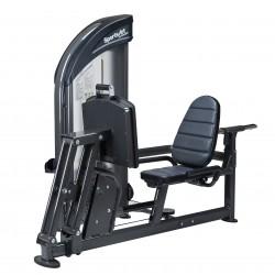 Sports Art Dual Function kojų spaudimo / blauzdų treniruoklis