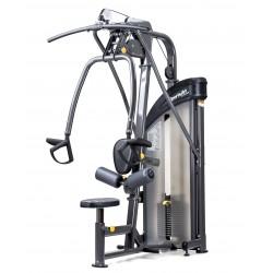 Sports Art Dual Function traukimo horizontaliai / vertikaliai treniruoklis nugarai