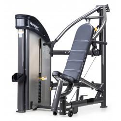 Sports Art Dual Function krūtinės spaudimo / pečių spaudimo treniruoklis
