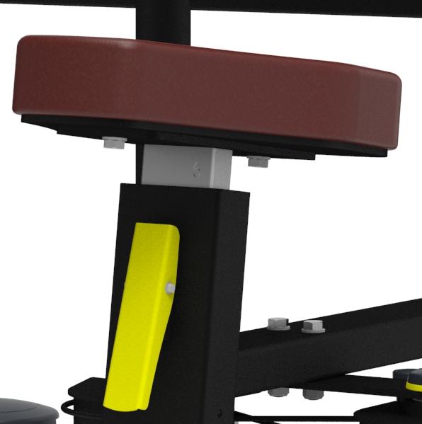 IF9304 keičiamas sėdynės aukštis